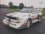 Circuit Musée Loheac Rally Groupe B 205 T16 Audi S1 quattro