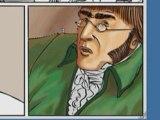 Mise en couleur d'une bande dessinée ( BD HMS )