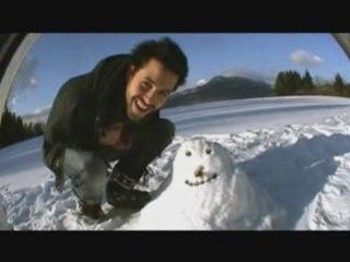 J'aime les bonhommes de neige // les nains de neige