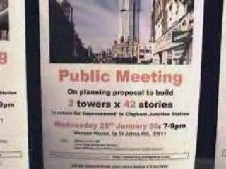PART1 - Public Meeting - Clapham Junction - 28 Jan 2009
