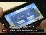 Ce nouveau baladeur mp3 de Samsung,le YP-P3 a adopte cette i