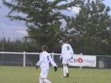 UF Macon contre Troyes (14 ans Fédéraux)