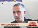 Interview Jean-Bernard Clavière, Terre de Mienne