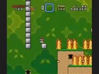 Mario World Retoucher Impossible LVL 2/8