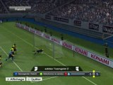 Pes 2009 Coup Franc Adriano