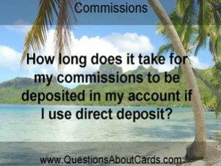 FAQ – Commissions