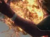 Final Fantasy VII Crisis Core Sephiroth VS Angeal&Genesis