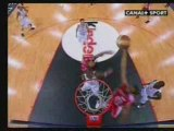 ASVEL vs. Cholet : Finale Coupe de France de Basket 2008
