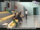 """""""Jouons ensemble"""" stages de foot"""