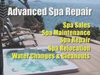 Watch Our Video & Receive $300 in Free Spa Repair Services