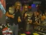Edge and Christian at WWF New York