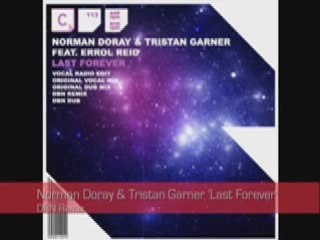 Norman Doray & Tristan Garner Ft. Errol Reid 'Last ...