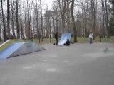 Skate aie sa fait mal