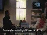Samsung Innovative digital camera ST10/CL50 at PMA09