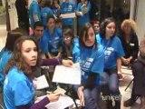 Rencontre des Jeunes ambassadeurs de l'Unicef France