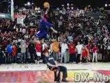 basket James White Dunk  2009 NBA D-League Dunk Contest