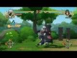 Naruto ultimate ninja storm-Hatake Kakashi VS Uchiwa Itachi