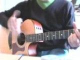 Disarm Smashing Pumpkins acoustic cover