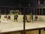 Bercy Hockey sur glace Français Volants contre Strasbourg
