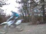 sortie moto quad yz kfx 21janvier moto bazan