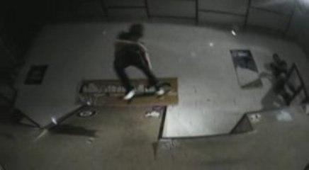 Jeremy Grousset Minirampe Footage 2009