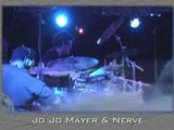 JoJo Mayer Live Drumming Concert Clip 2 - Drums n Bass