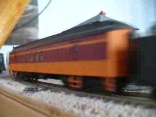 3781 Passenger Train
