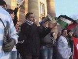 Manifestation des lycéens pour la palestine strasbourg 3
