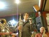 La Bourboule: Sancy Snow Jazz / Sac à Pulses et Daniel Huck