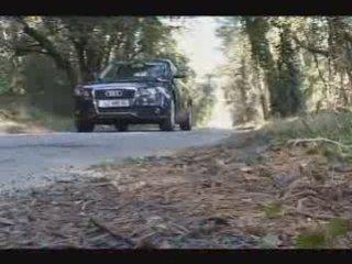 Présentation Audi A4 Avignon : Alpaca Productions