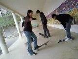 Et encore une aprém passer a faire du skate