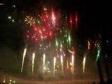 3ème Feu d'artifice - Montgenèvre - festival de pyrotechnie