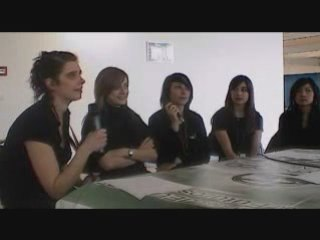 Interview Eternity.girls @gamers-assembly 2008 by walp