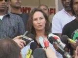 Ségolène Royal en Guadeloupe le 22 février 2009 (extraits)