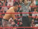 WWE Raw 23/02/09 Money In The Bank Qualifying Match
