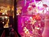 09 déc 2008, Paris, Vitrines Galeries Lafayette