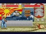 Vidéo Commentée Street Fighter II Special Champion Edition