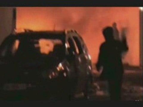 émeutes du 24 février à Fort-de-France
