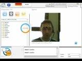 Partager une image prise depuis sa webcam /Share from webcam