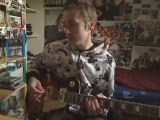 simple plan time to say goodbye guitare cover
