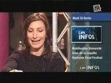 """Cityzen Tv - C'Direct : """"Les vaches et l'herbe"""" - 24/02/2009"""