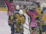 Match de hockey 2/3  Amiens/Chamonix 10/01/09