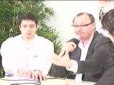 Conférence de presse des Gothiques d'Amiens par TV Amiens
