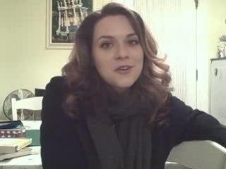 Message from Hilarie Burton to fans VOSTFR (26/02/09)