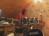 The White Stripes - Seven Nation Army Drums Cover