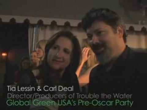 Tia Lessin, Carl Deal, Katerina Graham and Heather Graham