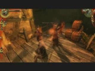 Vidéo Fan The Witcher