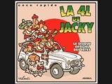 Coco Rapido - La 4l à jacky