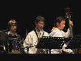 Robi sax Quartet plays Charlie Parker