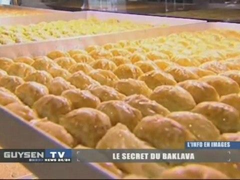 Le Secret du Baklava